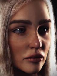 Not a princess, a Khaleesi by SnobVOT