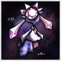 Pokemon of the Week - Diancie by Noyle