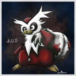 Pokemon of the Week - Delibird by Noyle