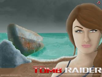 Lara Croft Tomb Raider by anshulrawal