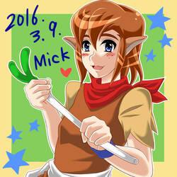 Mick by gmb83