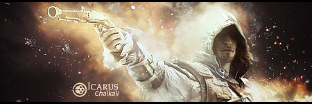 Icarus Assassin's Creed Signature by Chalkali
