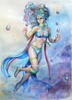 Innairyn - For Cristiana Leone's colouring contest by LauraPex