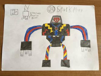 XL 12: SparkPlug by FoxFlameBlade125