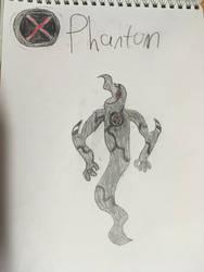 XL 12: Phantom by FoxFlameBlade125