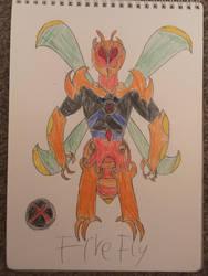 XL 12: FireFly by FoxFlameBlade125