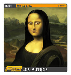 Les Autres - La Mere by Forum2D