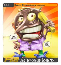 Les Efdeudesiens - Le fils by Forum2D