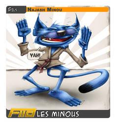 Les Minous - Le fils by Forum2D