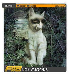 Les Minous - La Meme by Forum2D