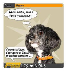 Les Minous - La fille by Forum2D