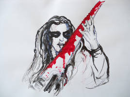 Chainsaw Gutsfuck by dead01
