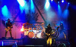 Behemoth, Satanist tour 2014 by dead01