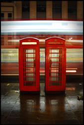 london...... by rainroom