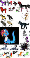 Cheap adopts 2 by ZerosAdopts