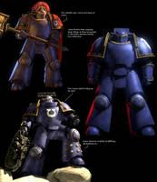 New Mk III armor by Joazzz2