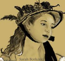 Victorian Girl by Ladyoftheoak