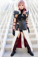 Final Fantasy Lightning Returns Cosplay by AlysonTabbitha
