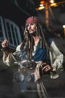 Jack Sparrow Crossplay by AlysonTabbitha