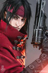 Vincent Valentine Cosplay by AlysonTabbitha