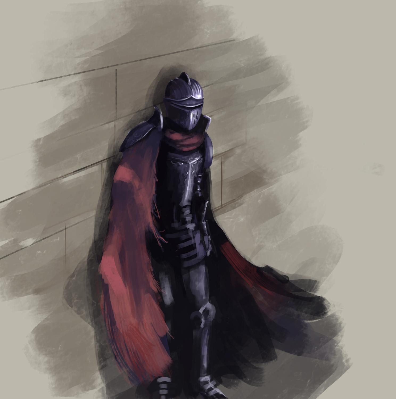 Knight by Healer-Guy