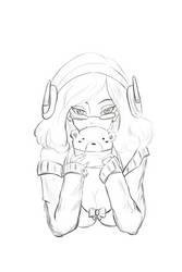 Sketch by norlyjoy
