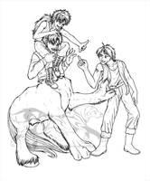 Mirthful Dance by Jianre-M