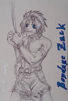 Bondage Zack Commission -AX 08 by Jianre-M