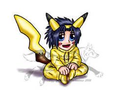 Pokemon Zack - AX 2008 by Jianre-M