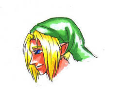 Copic Marker Test - Link by Jianre-M