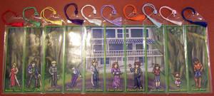 Twilight Bookmark Lineup by Jianre-M