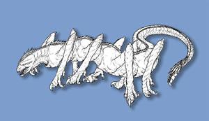 Hybrid Monstrosity by Jianre-M