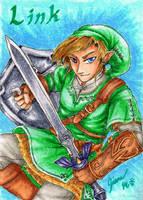 Link - Playing Card - V.2 by Jianre-M