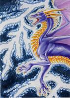 Storm Dragon by Jianre-M