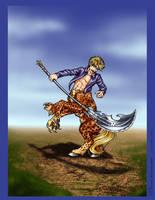 Freyr Colored ... Finally! by Jianre-M