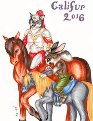 Califur - 2016 by Jianre-M