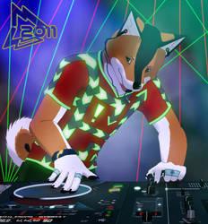 KAMINARI DJ by Virtual-wolf