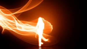 Godness of Fire by Jindra12