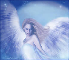 Guardian Angel-detail by cemac