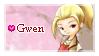 HoLV - Gwen by EllisStampcollection
