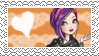 EAH - Poppy O'Hair by EllisStampcollection