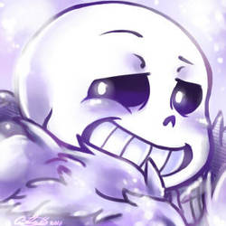 Sans-sational by Sweedles