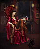 Lady Lisette Lyons by Inkary