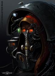 Mechanicus by Inkary