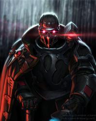 Tempestor Prime Barran by Inkary