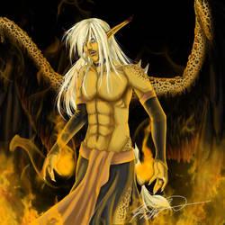 Burning Fury by Auffallend