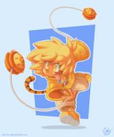 Roda's Yo-Yo by Air-City
