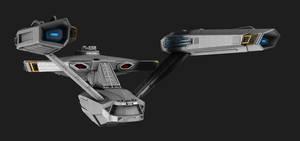 NCC-1701 Connie Variant 1 by JefferyWright