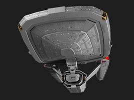 NCC-1701 Connie Variant 3 by JefferyWright