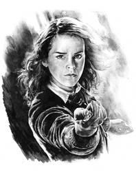 Hermione by RobD4E